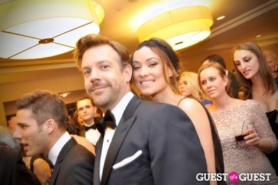 jason sudeikis in White House Correspondents' Dinner 2013