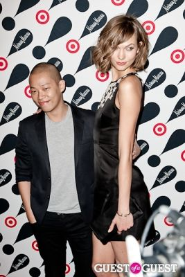 karlie kloss in Target and Neiman Marcus Celebrate Their Holiday Collection