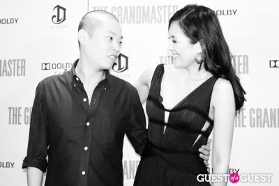 jason wu in The Grandmaster NY Premiere
