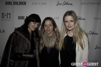 crystal moselle in Girl Solider Charity Event