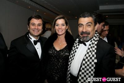 javier luna in World Monuments Fund Gala After Party