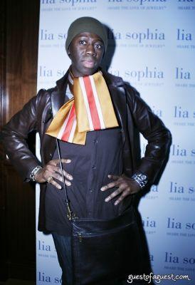 jay alexander in Lia Sophia Fashion Show at the Plaza