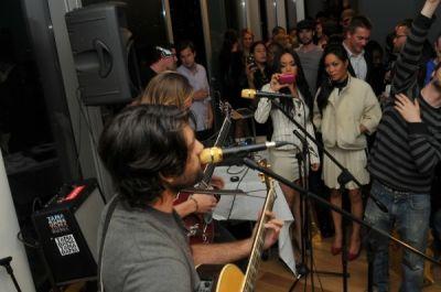 jay lyon in Music Unites 1st Anniversary Concert