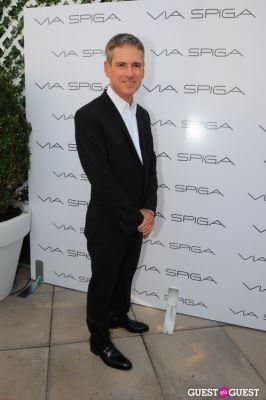jay schmidt in VIA SPIGA 25TH ANNIVERSARY EVENT/PARTY