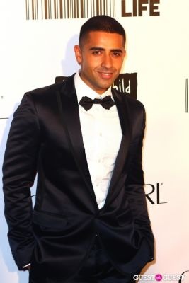 jay sean in COVERGIRL Presents, Keep A Child Alive's Black Ball NY 2010
