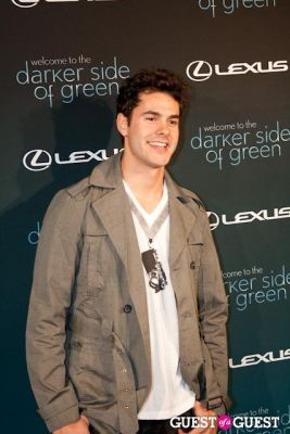 "jayson blair in Lexus ""Darker Side of Green"" Debates"