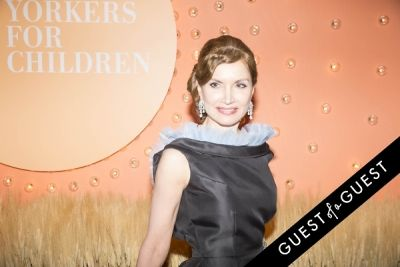jean shafiroff in New Yorkers For Children 15th Annual Fall Gala