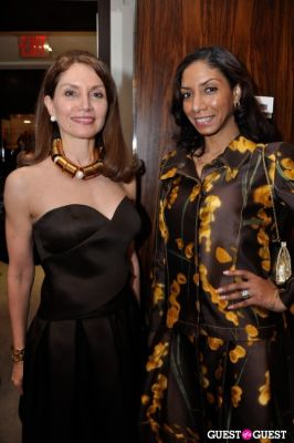 jean shafiroff in Judith Leiber's Kick Off Event For Wildlife Conservation Society's Central Park Zoo Gala