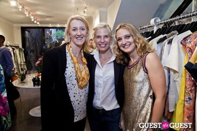 jeanne bucknam in The Well Coiffed Closet and Cynthia Rowley Spring Styling Event