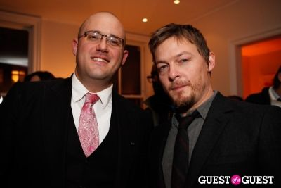 norman reedus in The Signature Home Launch