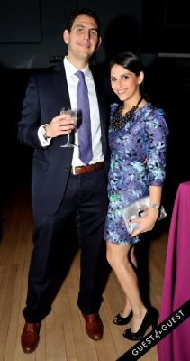 jeff weiland in 92Y's Emerging Leadership Council second annual Eat, Sip, Bid Autumn Benefit