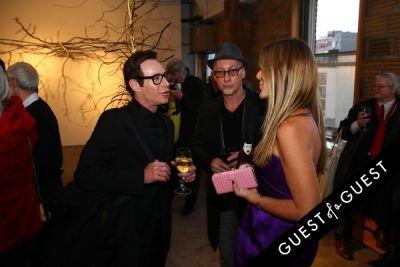 gloria porcella in Dalya Luttwak and Daniele Basso Gallery Opening