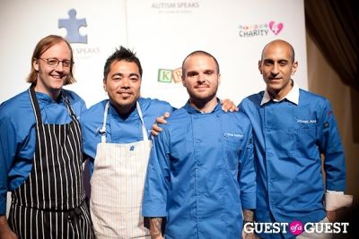jehangir mehta in Autism Speaks to Wall Street: Fifth Annual Celebrity Chef Gala