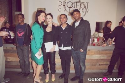 kery james in Private Reception of 'Innocents' - Photos by Moby