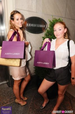 amethyst scolnick in Judith Leiber FNO Party