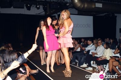 jen moses in 5th Anniversary and Relaunch Of Kaboodle Fashion Show