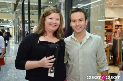 tommy mcfly in ALL ACCESS: FASHION Intermix Fashion Show