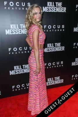jena sims in Kill The Messenger Movie Premiere