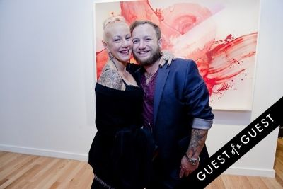 jenn hampton in ART Now: PeterGronquis The Great Escape opening