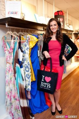 jenn hyman in Rent The Runway at Wink