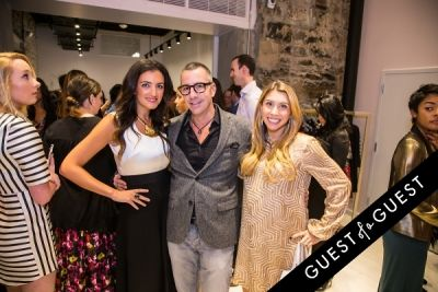jenn hyman in Rent the Runway Opening Party