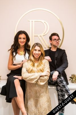 christian siriano in Rent the Runway Opening Party