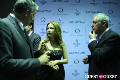 jenna fischer in Solitary Man NY Premiere