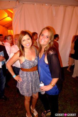 jenna mackin in Parrish Art Museum Midsummer Benefit After Party