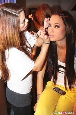 jenna marie-streitenfeld in Victoria's Secret Model Alina Puscau Music Video Behind the Scenes