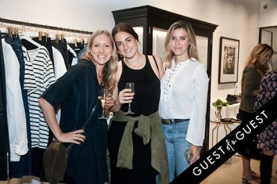 jenna paffley in Anine Bing, Flagship Store Opening