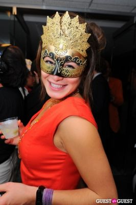 jennan al-hamdouni in 5th Annual Masquerade Ball at the NYDC