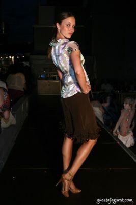 jennifer bobbin in Juliette Longuet Fashion show at Soho House - Sneak Peek