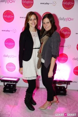 aana lawton in Daily Glow presents Beauty Night Out: Celebrating the Beauty Innovators of 2012