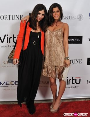 jennifer cardon in Carbon NYC Spring Charity Soiree