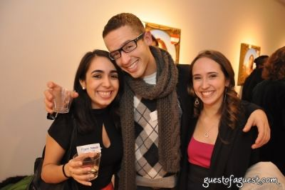 jennifer cohen in A Holiday Soirée for Yale Creatives & Innovators