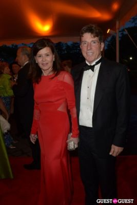jennifer diamond in The New York Botanical Gardens Conservatory Ball 2013