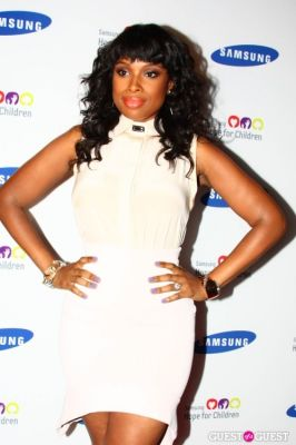 jennifer hudson in Samsung 11th Annual Hope for Children Gala