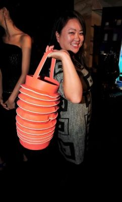 jennifer jann in Fashion Week Daily & BODHI Bags