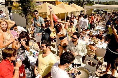 jennifer layne-cardon in Day and Night Beach Club 4th July Party