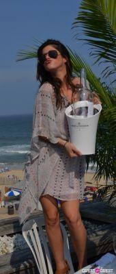 jennifer layne-cardon in Day and Night Hamptons Summer 2011