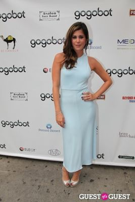 jennifer layne-cardon in Gogobot's A Taste of St. Tropez + Nuit Blanche at Beaumarchais
