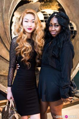 jennifer lee in Celebrity Hairstylist Dusan Grante and Eve Monica's Birthday Soirée