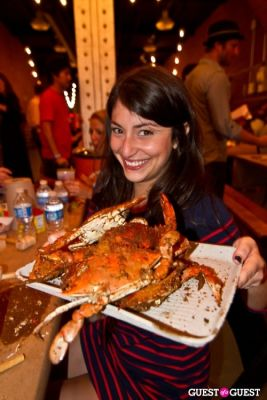 jennifer menlow in Hammers and Claws Crab Feast Day 2