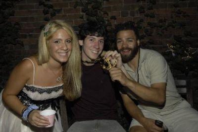 mike aurello in 3 Blondes Tea Party