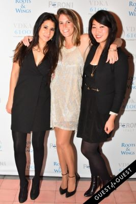 jennifer mulroy in The 4th Annual Silver & Gold Winter Party to Benefit Roots & Wings