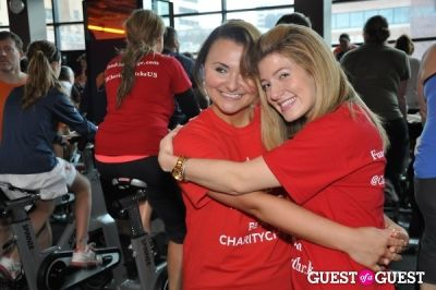 elizabeth kane in Cycle For Survival