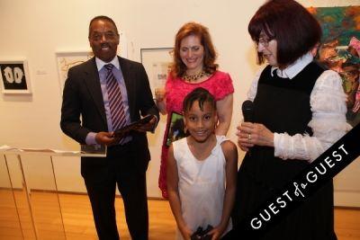 cyndie berthezene in Changing the World Through Art