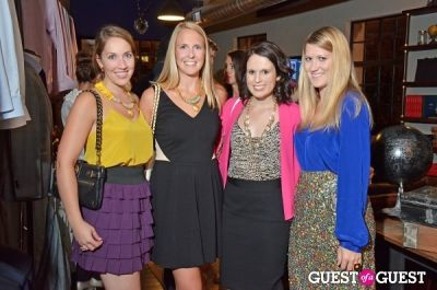 kristen mccavera in Becca's Picks Fall Party 2012