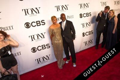 jennifer thompson in The Tony Awards 2014