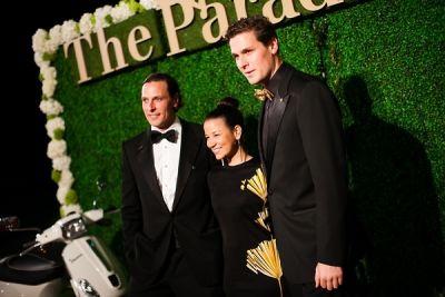 jenny alcebo in 2014 Paradise Fund Casino